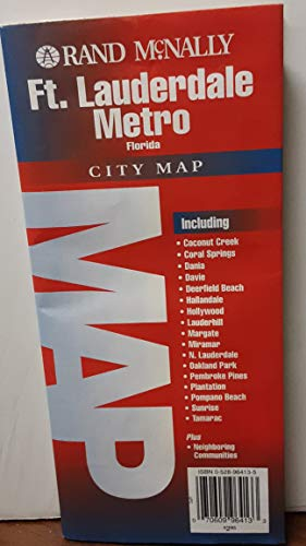 Fort Lauderdale (City Maps-USA): Rand McNally and Company