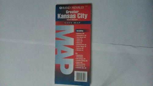 9780528964923: Kansas City City Map (City Maps-USA)