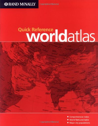 9780528965715: Quick Reference World Atlas (WORLD ATLAS / QUICK REFERENCE)