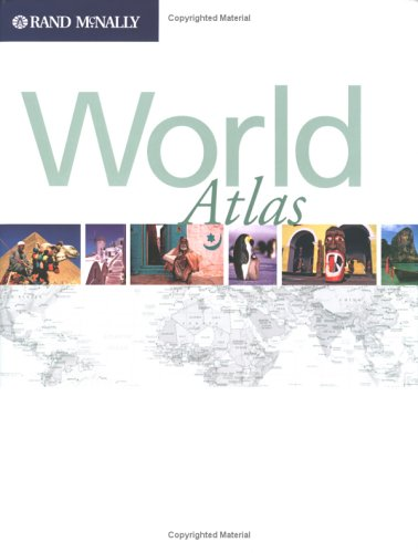 9780528965807: Rand McNally World Atlas