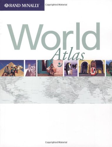 9780528965814: Rand McNally World Atlas