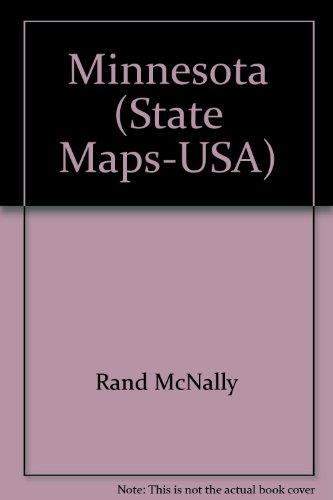 9780528968037: MINNESOTA (State Maps-USA)