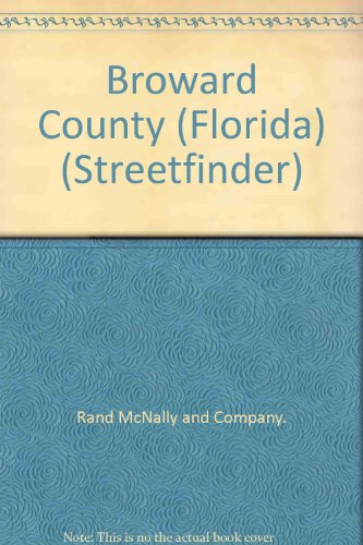 Streetfinder by rand mcnally company abebooks sciox Choice Image
