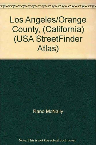 Rand McNally L.A. Metro & Orange County: Rand McNally and