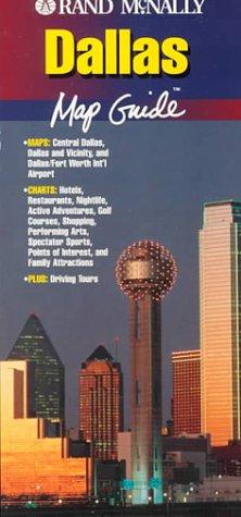 Rand McNally Dallas Map Guide: n/a