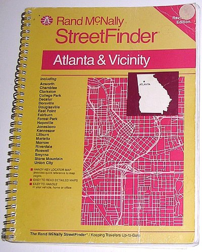 Streetfinder by rand mcnally company abebooks sciox Image collections