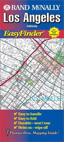 9780528991431: Rand McNally Los Angeles, California Easyfinder