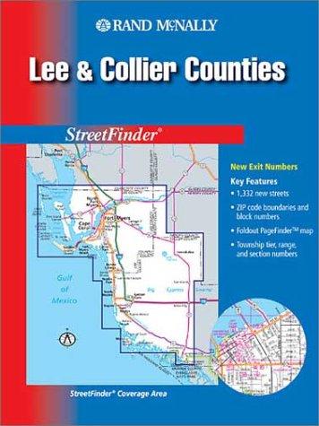 Rand McNally 2003 Streetfinder Atlas Lee &