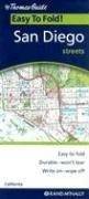 9780528993503: Rand McNally San Diego, California: Easy Finder : Local Street Detail