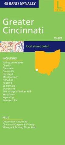 9780528993961: Cincinnati, Greater