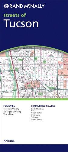 Tucson (Rand McNally City Maps): Rand McNally
