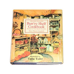 9780529003768: The New England Butt'ry Shelf Cookbook Receipts for Very Special Occasions