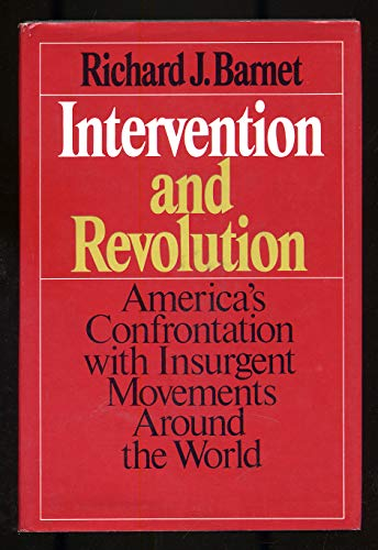 9780529020147: Intervention and revolution;: The United States in the Third World,