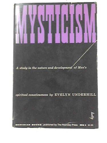 9780529020567: Mysticism