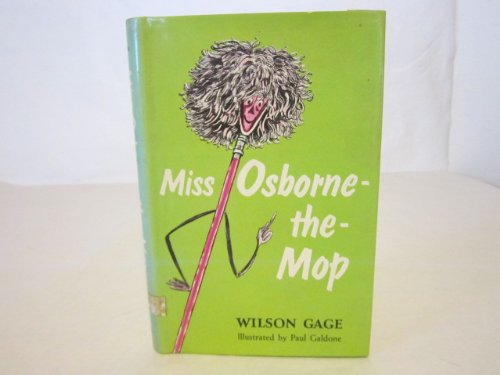 9780529037343: Miss Osborne-the-Mop