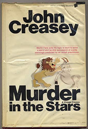 Murder in the Stars: Creasy, John