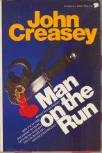 Man on the run (A Falcon's head mystery) (0529044846) by Creasey, John
