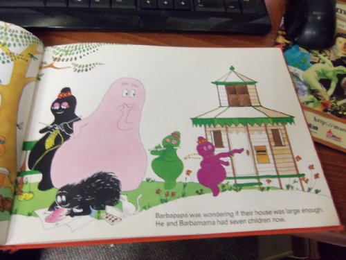 9780529050434: Barbapapa's New House