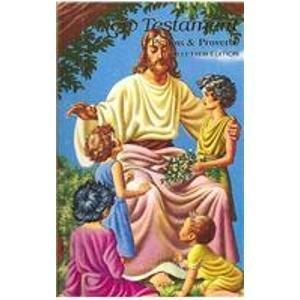 KJV Children's Rainbow New Testament (0529051176) by Thomas Nelson