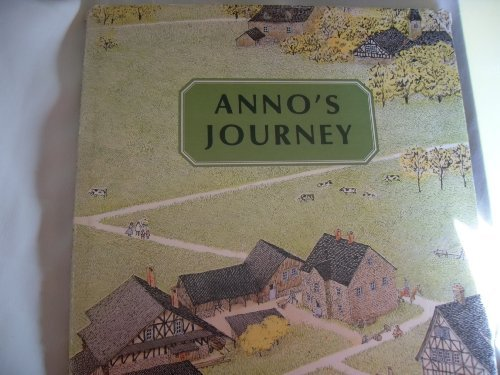 Anno's journey (0529054183) by Mitsumasa Anno