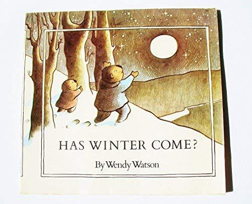 9780529054395: Has Winter Come?