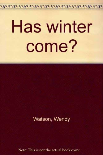9780529054418: Has winter come?