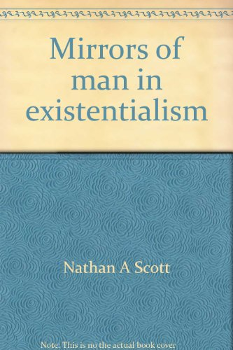 9780529054876: Mirrors of man in existentialism
