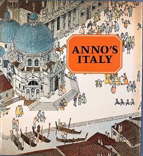 Anno's Italy: Mitsumasa Anno