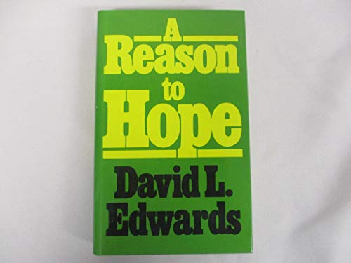 9780529056207: A reason to hope