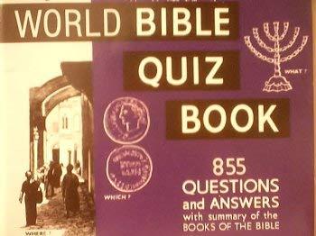 World Bible Quiz Book