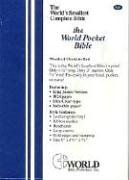 9780529058478: KJV Pocket Bible