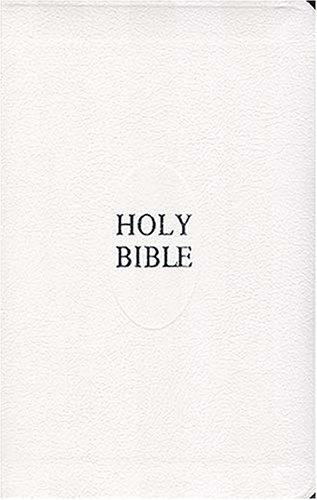 9780529059192: KJV Bride's Bible & White Special Occasion Bible