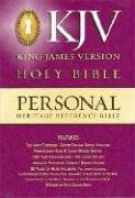 9780529060662: Heritage Personal Reference Bible-KJV