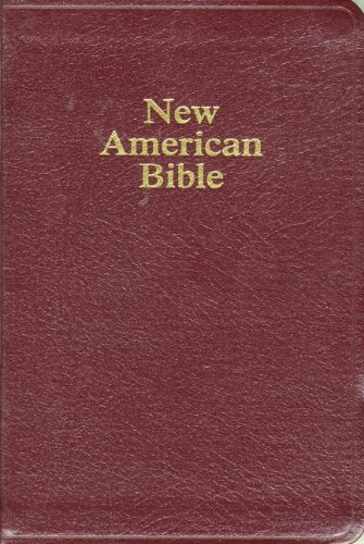 9780529061416: The New American Bible: Gift and Award Bible