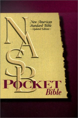 9780529061652: NASB Pocket Bible