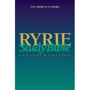 9780529062246: New American Standard Bible Starter Study Edition (The Starter Study Bible) with book introductions by Charles Ryrie