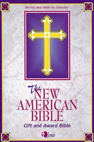 9780529062802: The New American Bible: Gift and Award Bible, Imitation Leather