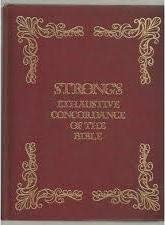 9780529063342: Strong's Exhaustive Cordance of the bible