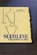 9780529067029: KJV Slimline Personal Reference Bible