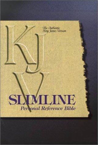 9780529067050: KJV Slimline Personal Reference Bible