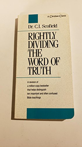 9780529067401: Rightly Dividing the Word of Truth