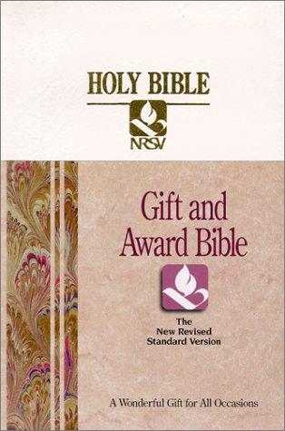 9780529068262: NRSV Gift and Award Bible