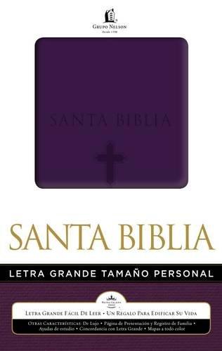 9780529100214: Biblia Letra Grande Tamano Personal