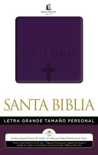 9780529100214: Biblia Letra Grande Tamaño Personal (Spanish Edition)