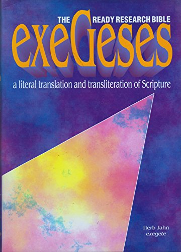 King James Version Exegeses Ready Research Bible