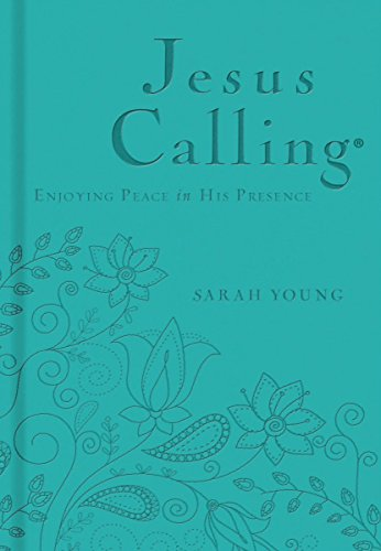 9780529100771: Jesus Calling: Enjoying Peace in His Presence