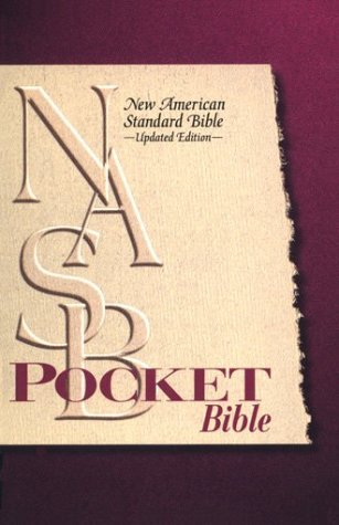 9780529101280: NASB Pocket Bible