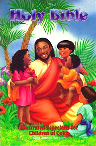 9780529103277: The Holy Bible for Children of Color, King James Version