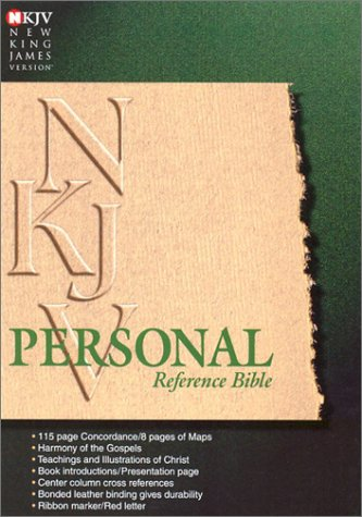 9780529106063: Personal Reference Bible: New King James Version