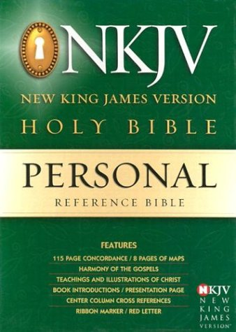 9780529106094: Personal Reference Bible: New King James Version, Thumb Indexed